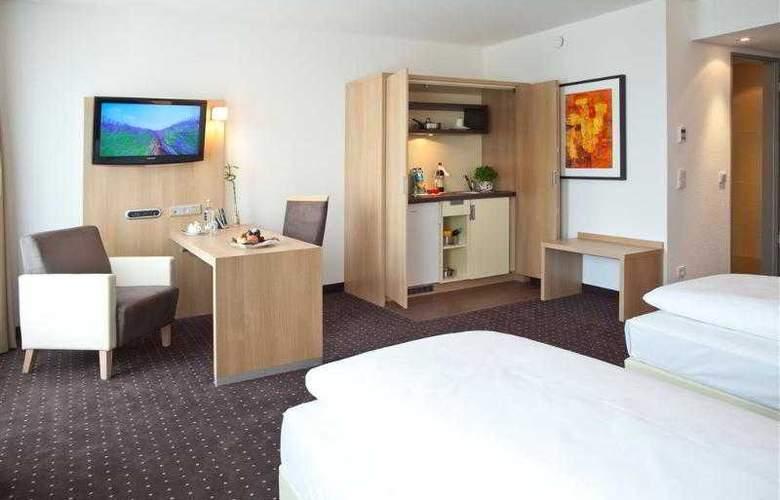 Best Western Premier Hotel Lanzcarre - Hotel - 10