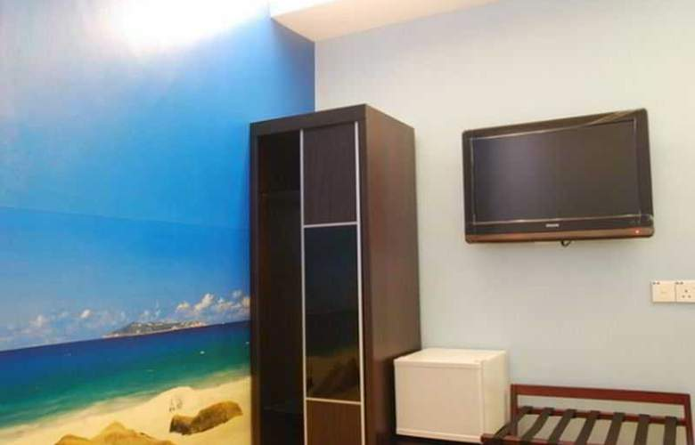 Hotel Rae Bukit Bintang - Room - 1