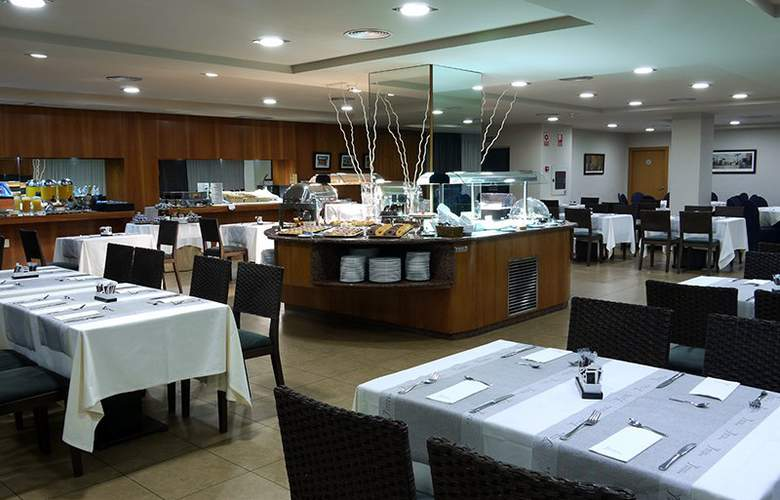 Sercotel Malaga - Restaurant - 4