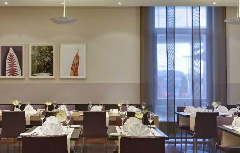 InterCityHotel Ulm - Restaurant - 8