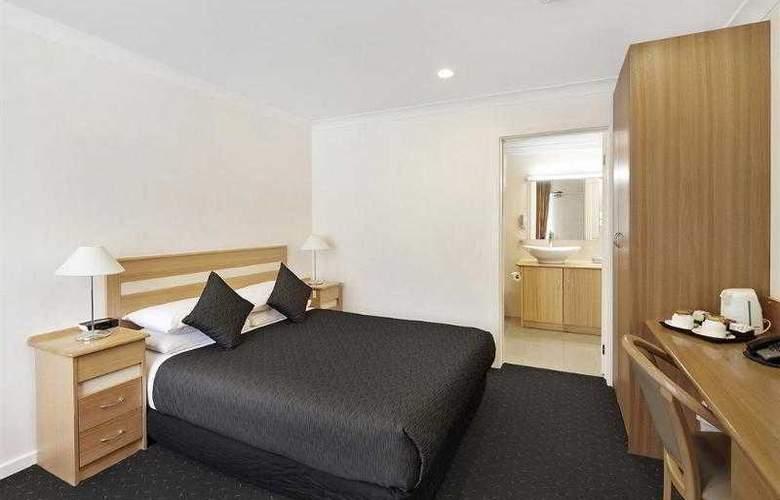 Best Western Melbourne's Princes Park Motor Inn - Hotel - 31
