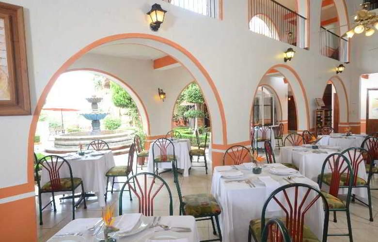 Mision Jalpan - Restaurant - 9