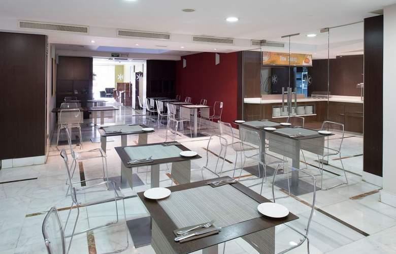 Catalonia Sagrada Familia - Restaurant - 17