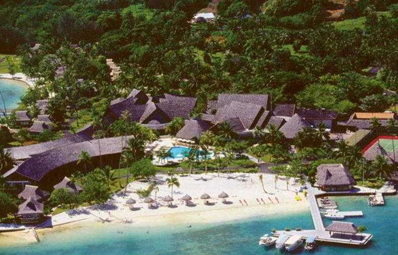 Intercontinental Moorea Resort & Spa - Beach - 5