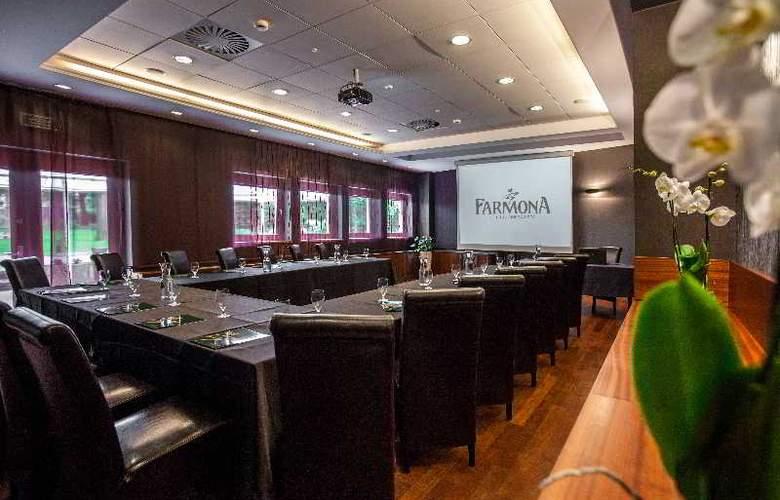 Farmona Hotel Business & SPA Hotel - Conference - 69