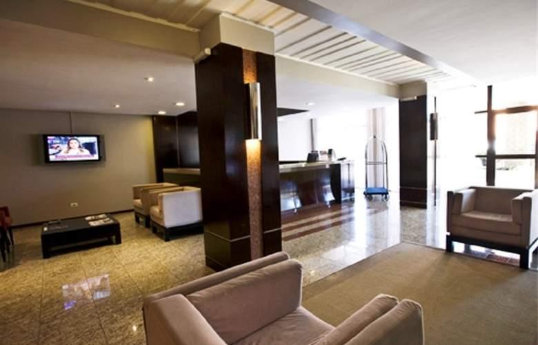 Slaviero Executive Pinhais - Hotel - 8