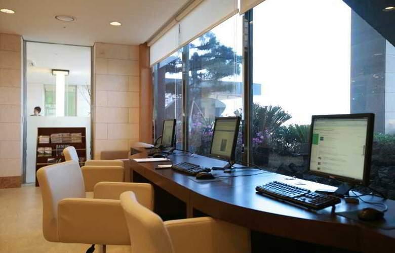 Ocean Suites Hotel Jeju - Conference - 8