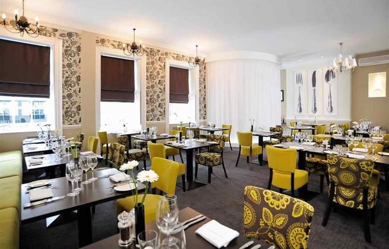 Mercure Southampton Centre Dolphin Hotel - Restaurant - 41