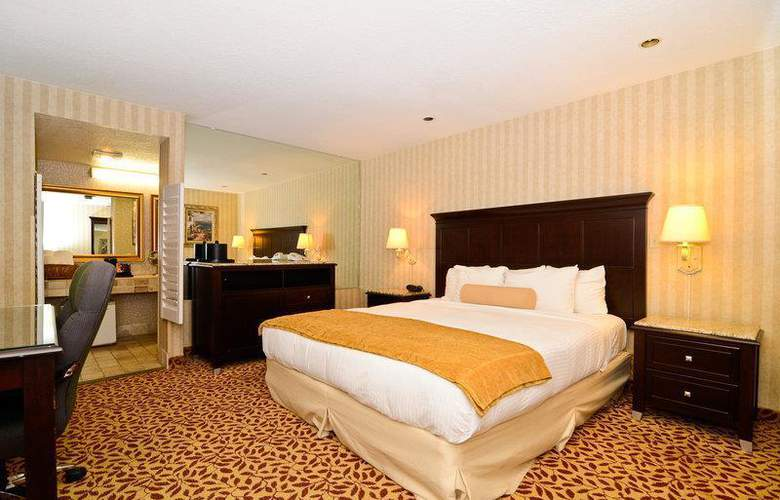 Best Western Plus Laguna Brisas Spa Hotel - Room - 42
