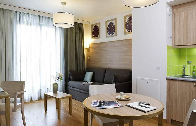 Adagio Paris Vincennes - Room - 1