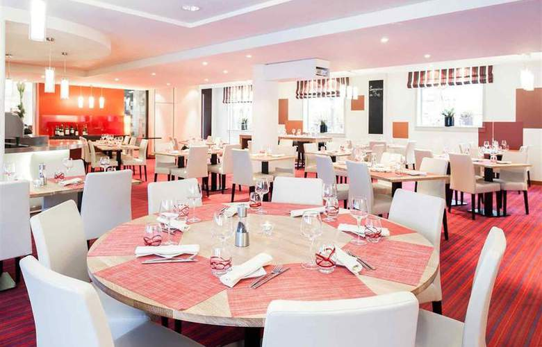 Novotel Luxembourg Centre - Restaurant - 68