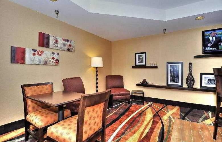 Hampton Inn Eden - Hotel - 8