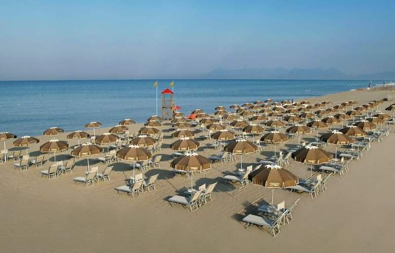 Oleandri Resort Paestum - Beach - 3