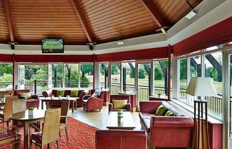 Marriott Tudor Park Hotel & Country Club - Restaurant - 16