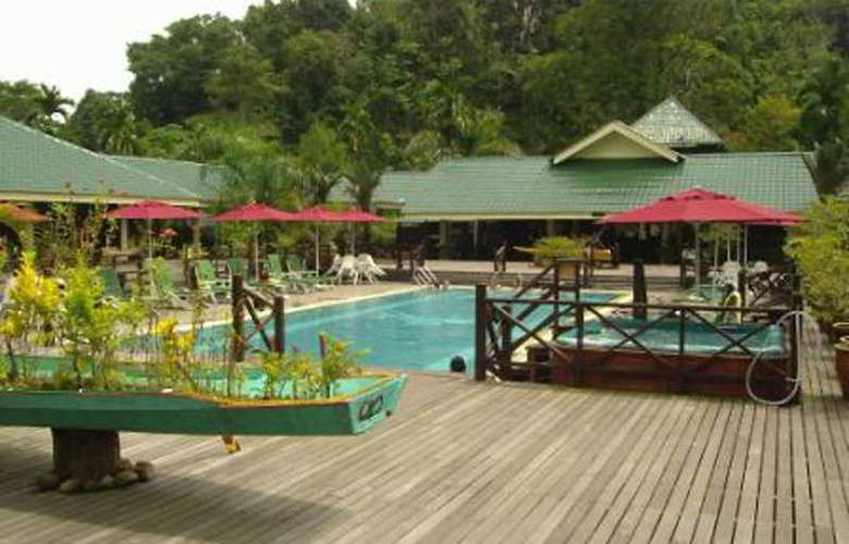 Royal Mulu Resort - Pool - 5