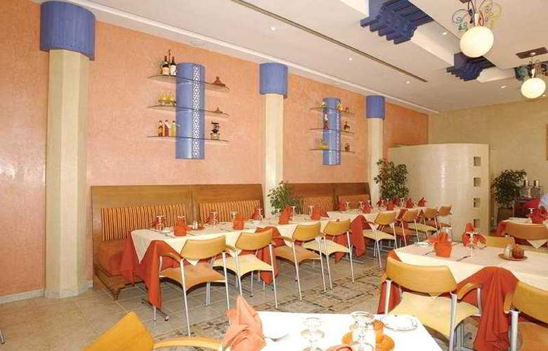 Ibis Moussafir Tanger - Restaurant - 9