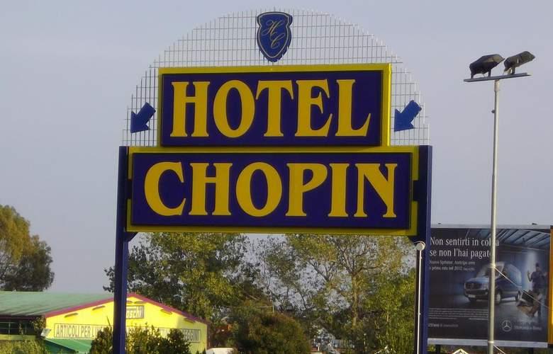 Chopin - Hotel - 0