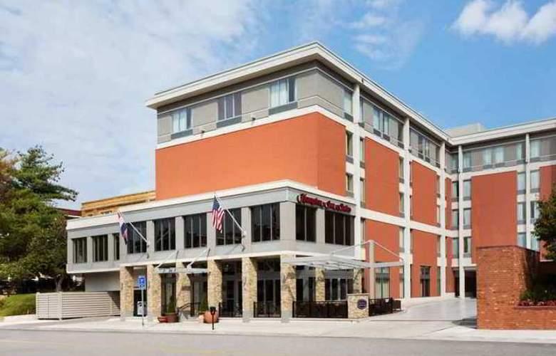 Hampton Inn and Suites Clayton/St. Louis-Galleria - Hotel - 0