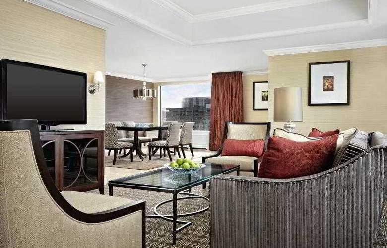 Le Centre Sheraton Hotel Montreal - Room - 18