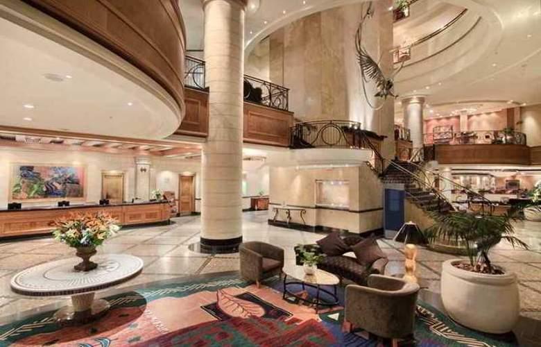 Hilton Sandton - Hotel - 0