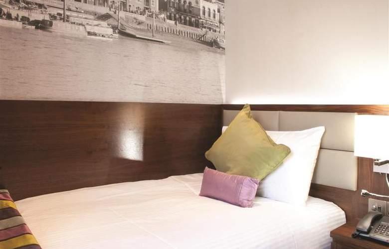Best Western Plus Seraphine Hotel Hammersmith - Room - 93