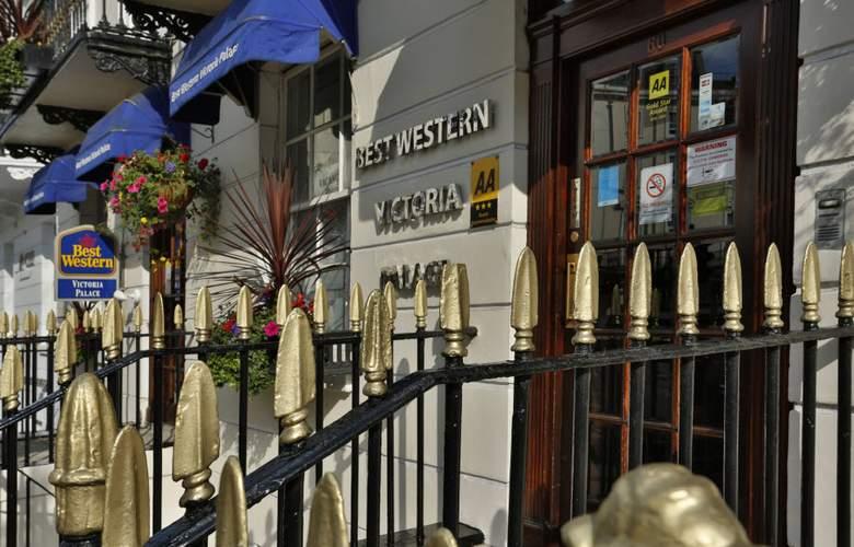 Best Western Victoria Palace - Hotel - 0