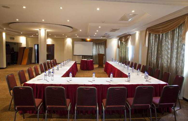 The African Regent Hotel - Conference - 5
