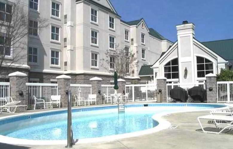 Homewood Suites by Hilton Durham-Chapel Hill - Hotel - 6