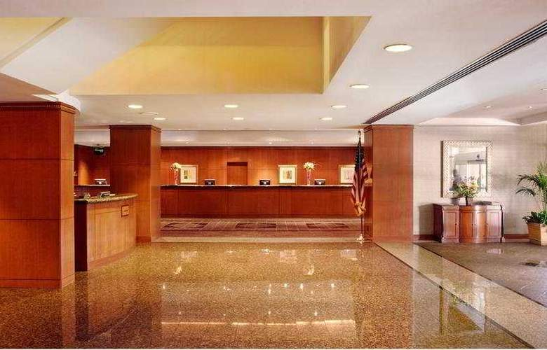 The Concourse Hotel at Los Angeles International Airport - General - 0