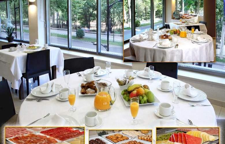 Sercotel Los Llanos - Restaurant - 22