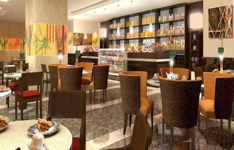Makkah Clock Royal Tower a Fairmont Hotel - Restaurant - 10