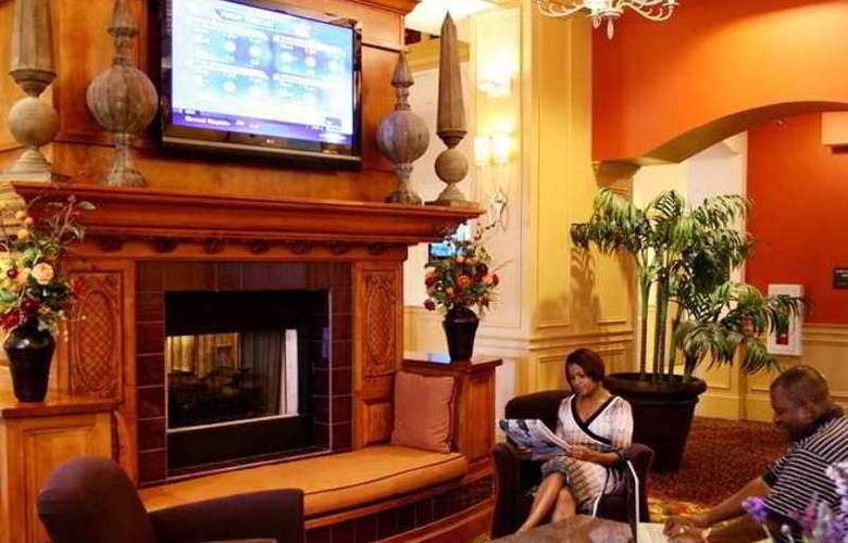 Hampton Inn & Suites Raleigh Durham Airport - Hotel - 0