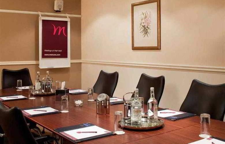 Mercure Milton Keynes Parkside House - Hotel - 20