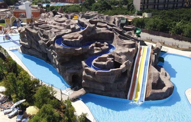 Grand Haber Hotel Kemer - Pool - 7