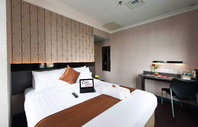 Citin Seacare Pudu by Compass Hospitality - Room - 16