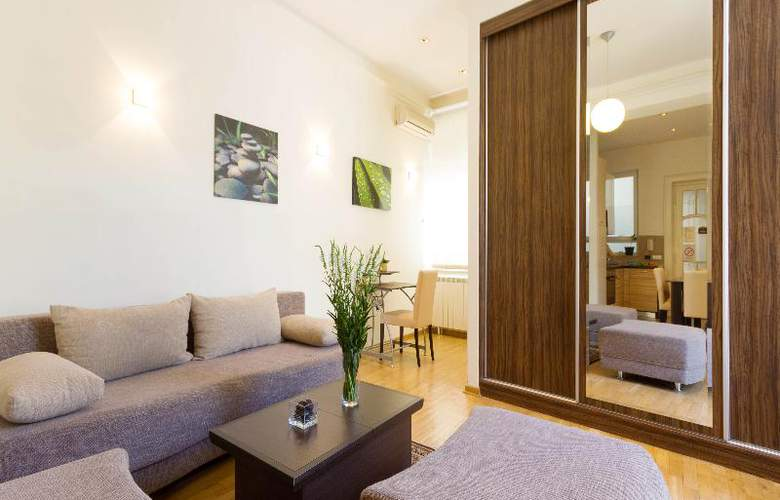 Studio DORCOL SATIN - Hotel - 8