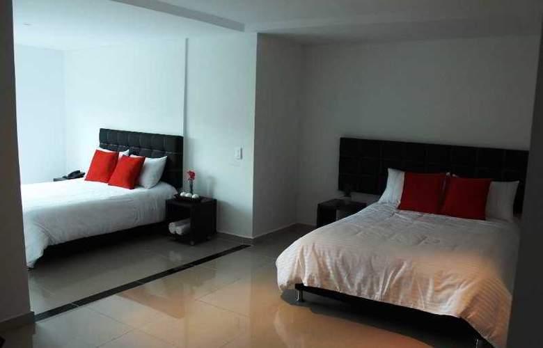 Lobby Park hotel - Room - 2