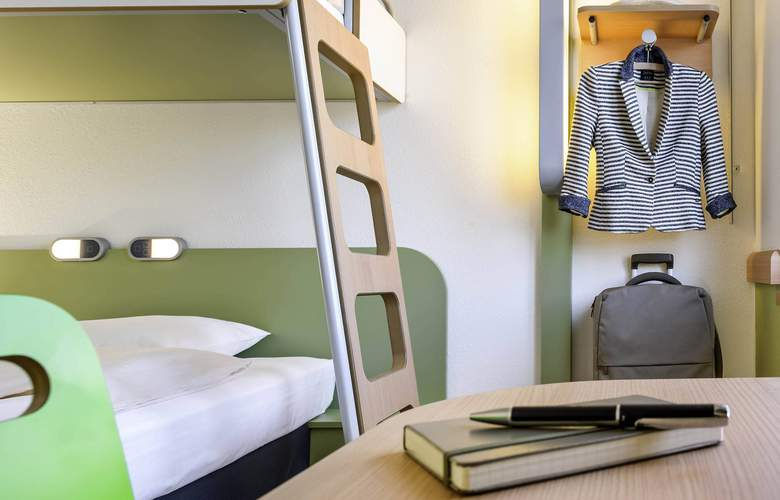 Ibis budget Madrid Calle 30 - Room - 6