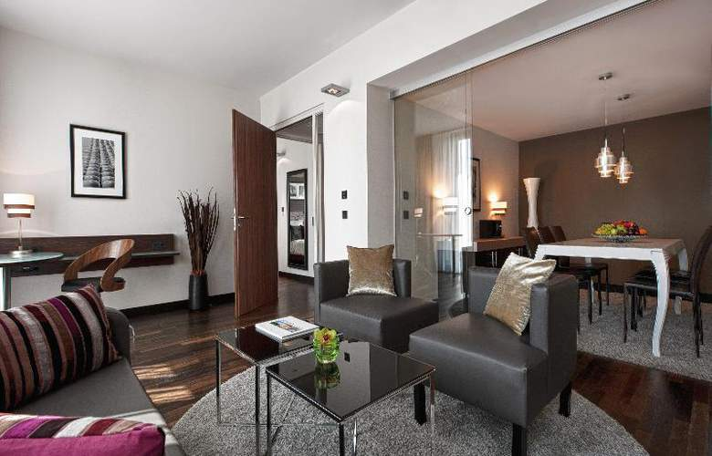 Leonardo Royal Munich - Room - 23