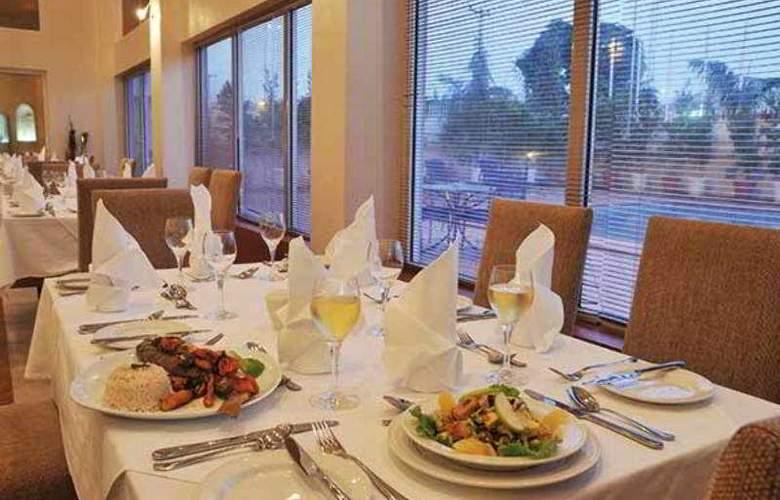 Protea Hotel Asokoro - Restaurant - 1