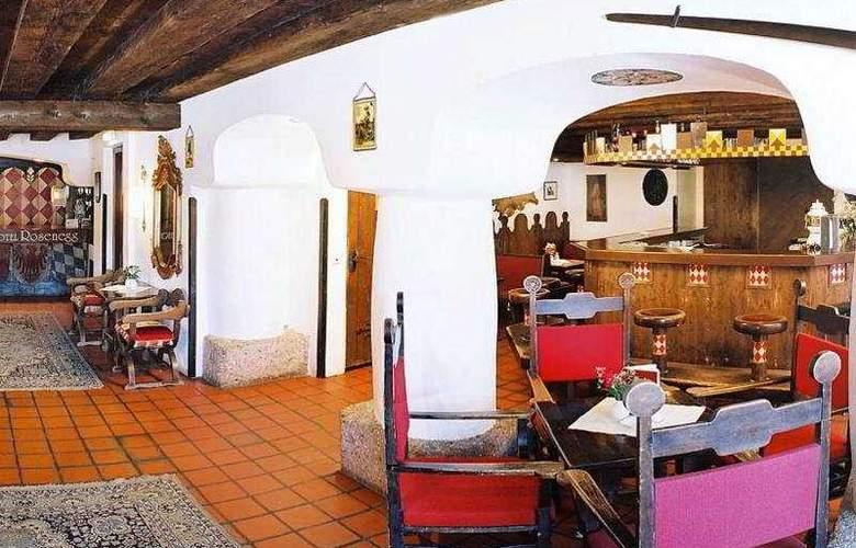 Schlosshotel Rosenegg - Bar - 9