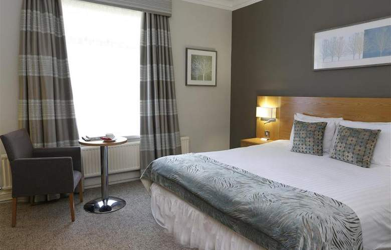 Best Western Linton Lodge Oxford - Room - 137