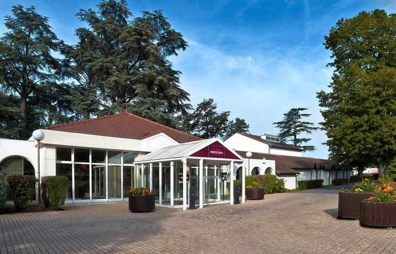 Mercure Le Coudray Montceaux Parc du Coudray - Hotel - 34