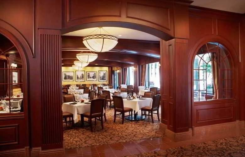 Omni San Francisco Hotel - Restaurant - 3
