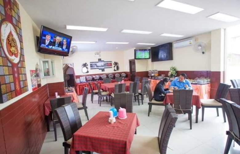 Suksabai Residence Pattaya - Restaurant - 5