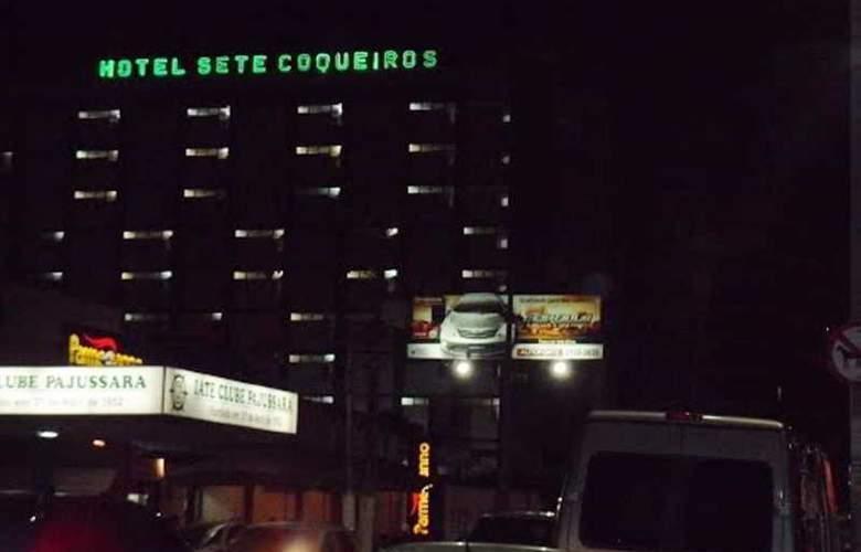 Hotel Sete Coqueiros - Hotel - 3