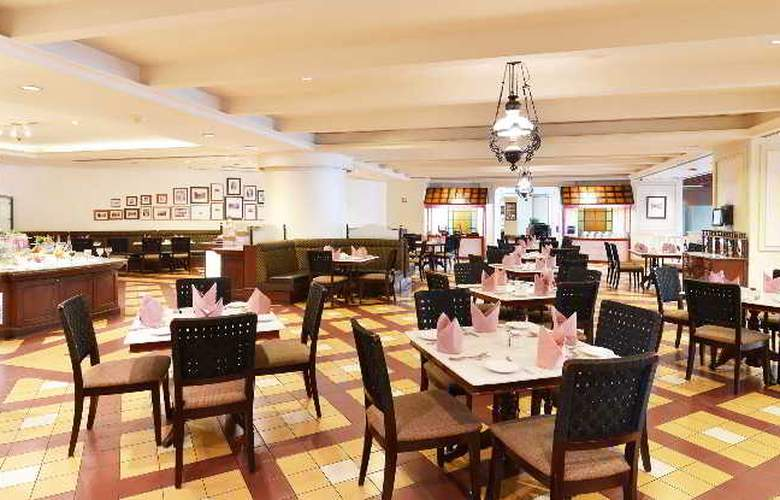 Equatorial Hotel Malacca - Restaurant - 10