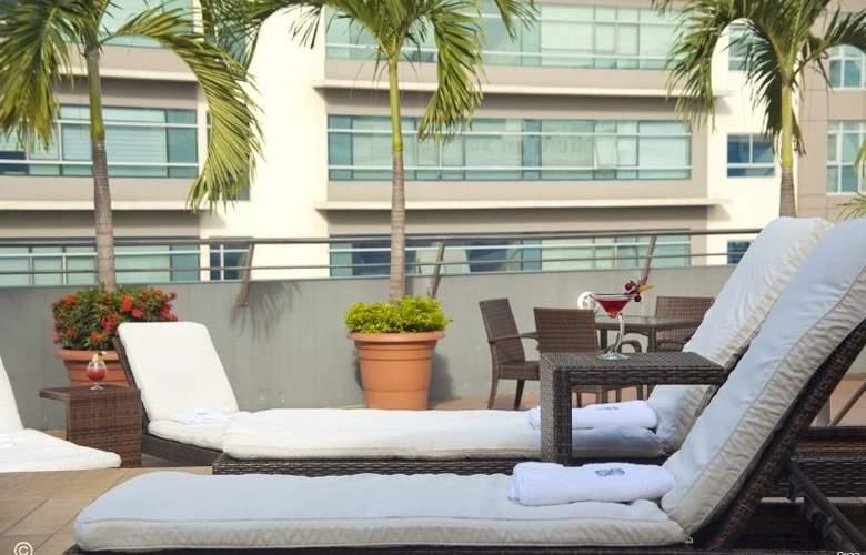 Sonesta Guayaquil - Terrace - 13