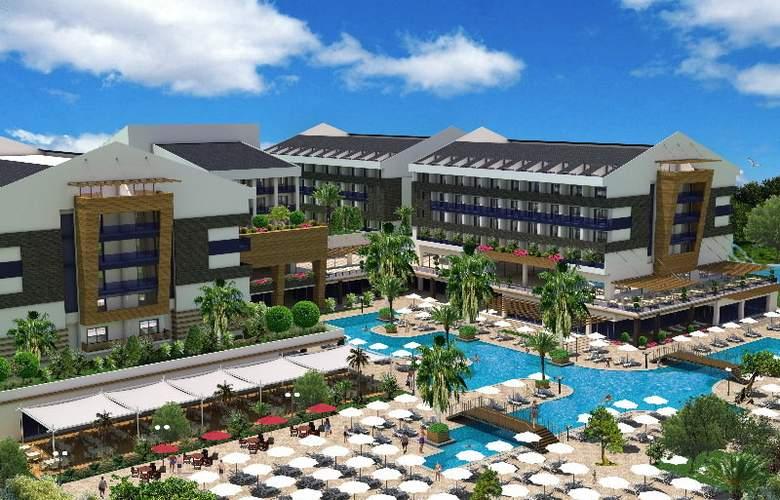 Terrace Elite Resort Hotel - Hotel - 7