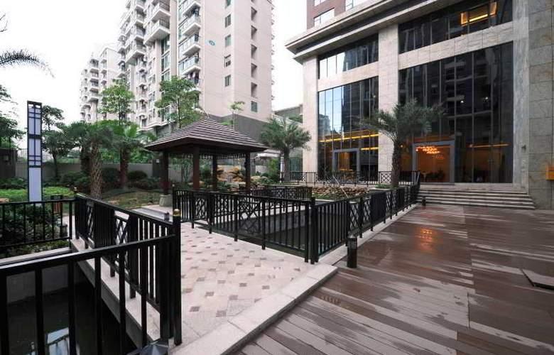Wanpan Hotel Dongguan - Hotel - 5